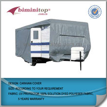 North America travel trailer rv covers factory make