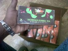Moringa and Sorrel Tea