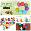 Teething Beads BPA Free Food Grade Silicone Beads Wholesale
