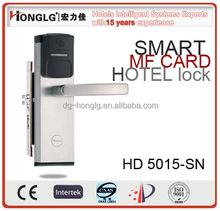 HONGLG electronic cylinder lock with electromagnetic lock