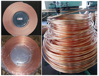 copper tube/pipe for air conditioners/refrigerators