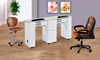 nail salon table/beauty salon manicure table/nail manicure set (KZM-N031-2)