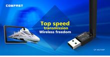 COMFAST CF-WU735P chipset Ralink RT5370 WPS Wireless Wifi Adapter with antenna