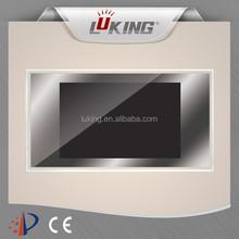 22 inch lcd monitor usb media advertising player