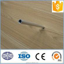 O tubo circular sob a sombra de alumínio trilho de cortina, extrusão de alumínio perfil