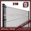 High Security Plastic Chain Link Fence