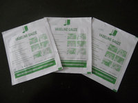 Waterproof medical Paraffin gauze Dressings CE,ISO Approved