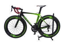 Chinese brand complete carbon road bike Ultegra light 6800 group set 88mm wheelset aero carbon bicycle frame