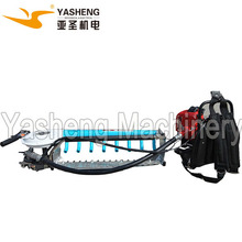 Reliable Performance 2 stroke backpack single person tea leaf picking machinery