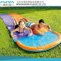 2013 Fashion Design PVC Inflatable Water Slide