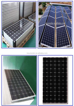 solar panel 100w 12v monocrystalline solar panel india price