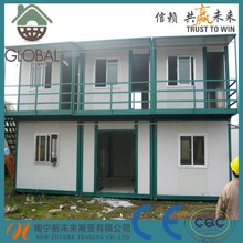 hot sale sandwich panel prefabricated home for house/accomodation/camp shelter/office