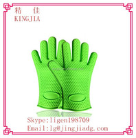 Highest Rated Heat Resistant Silicone BBQ Glove
