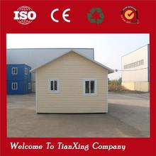 low cost and convenient container manufacture export prefab house for home