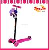 120 mm pu wheel scooters