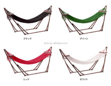 Portable camping hammock with stand with high quality to japan