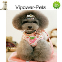 Hot wholesale Protection type leashes suit Pet Collars & Leashes for Teddy dog Free shipping