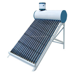 solar water heater no pressure