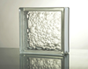 water bubble, sea wave, lattice, cloud clear glass bricks glass block with high quality
