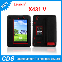 launch X431 V multi vehicle diagnostic tool original launch full system free update by internet x431