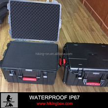 watertight shockproof injection mold plastic equipment case