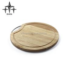 Good quality kitchen cutting tools/round corner wooden cutting board/DX-CB-48