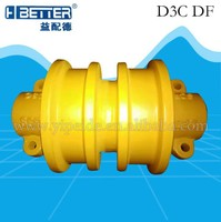 construction machinery undercarriage parts bulldozer roller track D3C