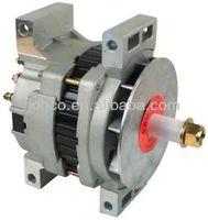 12V 145A 10459321 19020389 19020804 19020889 Delco Alternator For ISM ISX 22SI Medium & Heavy-Duty Trucks VNL Series