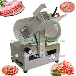 Cooked beef/mutton slicer