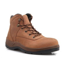 steel toe/anti static safty shoes/resistant toe waterproof work boot