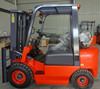 gasoline engine 3000kg lp gas forklift with factory price for sale