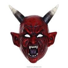 Cuernos diablo máscara de demonio From Hell monstruo de la mascarada del traje decoración