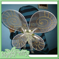 Small Plastic Angel Wings for Kids