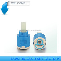 25mm Cold or Hot Only Plastic Lever Faucet Ceramic Cartridge