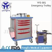 YFS-001 Hospital Instrument Medical Equipment medical cart