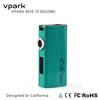 2015 vapor mod vpark ecig mods 2016 ,50w box mod vape mods malaysia temperature control box mod wholesale from shenzhen