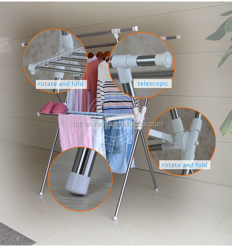 Types Of Clothes Dryers ~ Foldable types clothes dryer inudstrial washer and