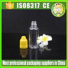 Free Sample CHINA 3ml fancy e liquid PET bottles with dropper