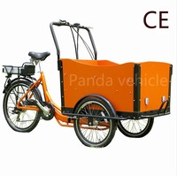 """26"""" adult bike /three wheelers cargo bicycles /pedal tricycle"""