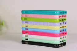 New Arrival TPU Bumper for iPhone5
