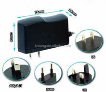 Lvxiang 12W AC DC Adapter & Power Supply AC 100-240V 50/60Hz DC 5V2000mA / 12V1000mA Mobile phone Charger
