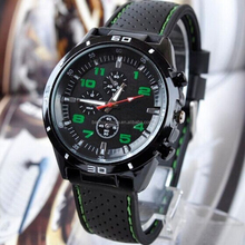Hot sale man watch custom fashion watches for promotion