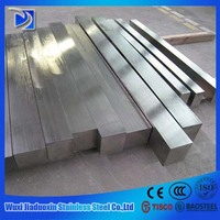 904L square spring stainless steel forged round bar (with round corner)