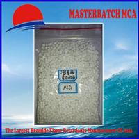CAS NO.37640-57-6 HAIWANG Masterbatch Melamine Cyanurate(MCA)