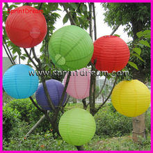 Mixture colors/sizes! Chinese wedding paper lantern