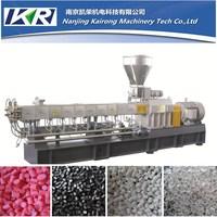Color filler masterbatch pelletizing machinery