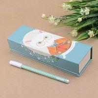 School Stationery Kids Custom Cheap Paper Pencil Case LGKD-2633