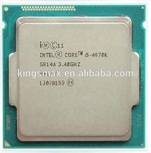 Segunda mano CPU I5-2550K 2310 3470 4430 4570 4670 K