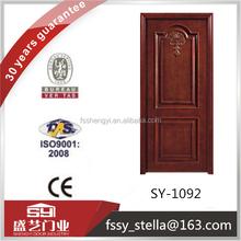 Luxury panel solid oak wooden design