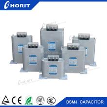 BSMJ series of self healing low voltage shunt capacitor 250V 30KVAR 1PHASE